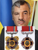 Ющенко наградил Бандеру и Кальцева