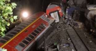 В Германии столкнулись поезда. Есть жертвы