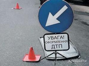 В Запорожской области столкнулись автобус и легковушка
