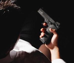 Прапорщик застрелился, оставив жену и 4-летнего сына