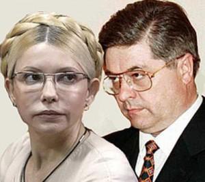 UKRAINE TYMOSHENKO CORRUPTION CASE