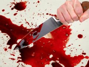 49-летнюю запорожанку изрезал ее юный муж