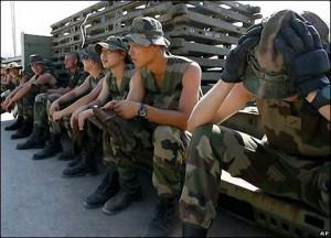 В составе французского спецназа в Африке воюют россияне