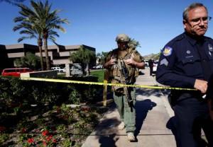 В США опять расстреляли людей
