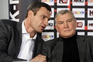 Тренеру Владимира Кличко угрожали насилием