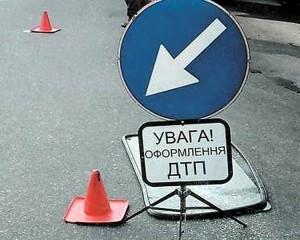 В Запорожской области Нива сбила пенсионера-велосипедита