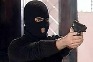 В Бердянске ограбили ювелирный магазин