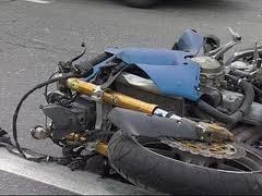 В Запорожской области травмирован пассажир мотоцикла