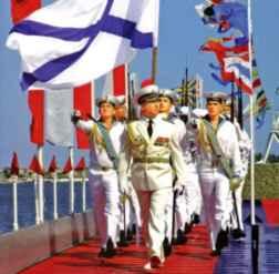 В Севастополе стреляли в российских моряков