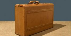 В Питере нашли труп в чемодане
