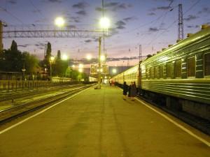 На Винничине поезд разнес голову мужчине