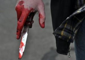Донецкие подростки зарезали бомжа