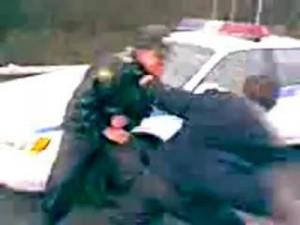 В Запорожской области кавказцы избили милиционеров
