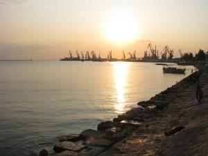 Berdyansk-port