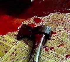 В Запорожской области отец разрубил сына на куски
