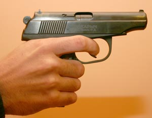 На Закарпатье грабитель расстрелял хозяина дома