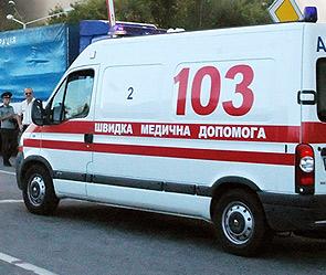 Запорожский водитель сбил 85-летнего старика