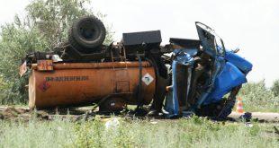 Автокатастрофа  в Запорожской области, новые подробности.