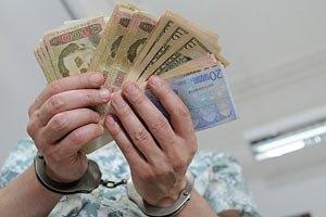 В Запорожской области чиновник поймался на взятке в 1, 5 миллиона
