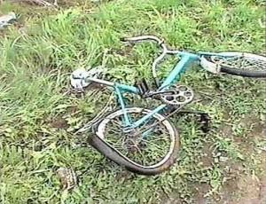 В Запорожской области мотоциклист сбил велосипедиста-пенсионера
