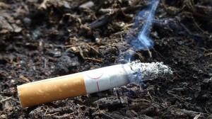 В Мелитополе пожарные вытащили из огня заядлого, но не осторожного курильщика