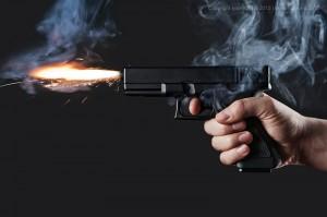 Немец застрелил троих: двух спортсменов и себя самого