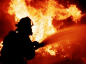 Под Одессой из горящего пансионата эвакуировали 40 человек