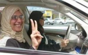 В Саудовской Аравии полиция устроила охоту за женщинами-водителями