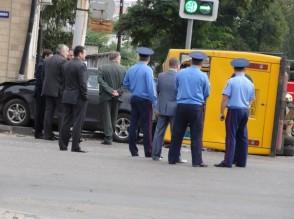 ДТП в Сумах: двое погибших, 14 пострадавших