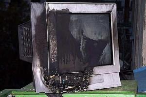 На Черниговщине телевизор стал причиной смерти ребенка