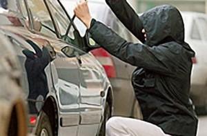 В Запорожье пойман автомобильный вор