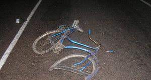 В Запорожской области насмерть сбили велосипедиста