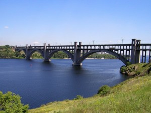 В Запорожье погиб еще один ныряльщик с мостов