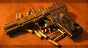 В Запорожской области поймали сотрудника СМИ с пистолетом
