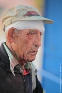В Харьковской области четверо малолетних мерзавцев избили пенсионера на глазах у прохожих