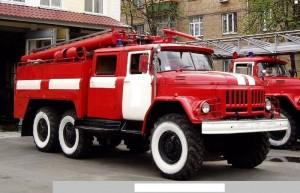 В Запорожье горел ферросплавный завод