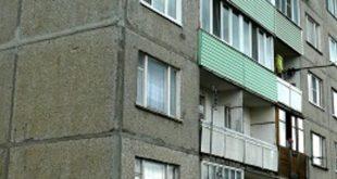 Убийца шесть дней держал труп на своем балконе