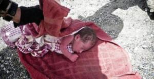 В Запорожской области пьяный мужчина раздавил собою девчушку