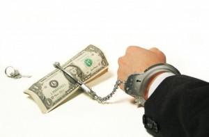 В Мелитополе задержаны налоговики-взяточники