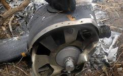 На Волыне разбился самолет, есть жертвы