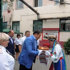 Губернатор Запорожья посетил мелитопольскую колонию