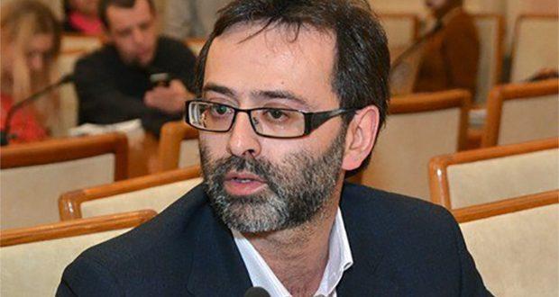 Депутат Верховной Рады Георгий Логвинский