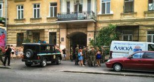 Стрельба в Одессе: молодняк обстрелял нацгвардейцев