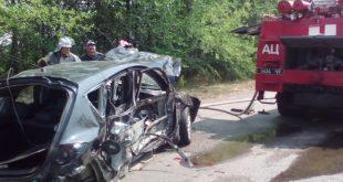 Смертельное ДТП в Ореховском районе - двое погибших