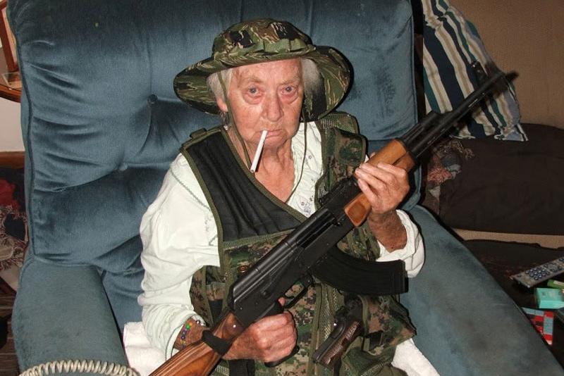 пули от бабули фото