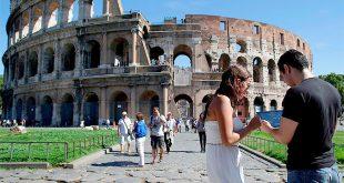 Русские туристы в Риме дали отпор грабителям