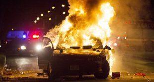 В США беспорядки из-за очередного убийства негра полицейскими