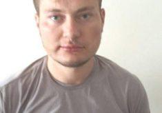 На фото - арестованный злоумышленник