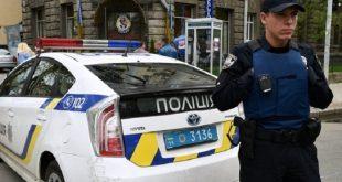 Разборки со стрельбой - будни Киева