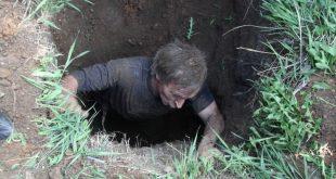 На Киевщине похитили парня и чуть не закопали живьём в могилу
